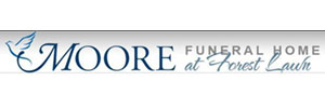 Moore Funeral Home At Forest Lawn Logo