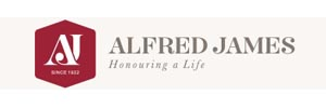 Alfred James Funeral Directors - Holden Hill Funeral Home Logo