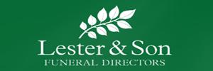 Lester & Son Funeral Directors Logo