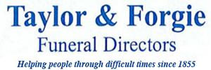 Taylor & Forgie Funeral Directors Logo