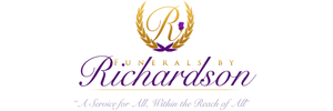 Richardson's Family Funeral Care Logo