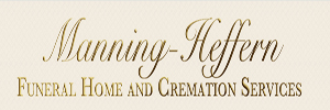 Manning-Heffern Funeral Home Logo