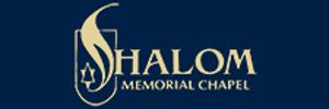 Shalom Memorial Chapel Logo