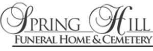 Spring Hill Funeral Home and Cemetery Logo