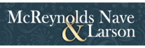 McReynolds Nave & Larson Funeral Home Logo
