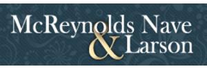 McReynolds Nave & Larson Funeral Home Logo