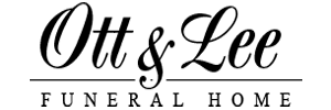 Ott and Lee Funeral Home - Forest Logo