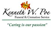 Kenneth W. Poe Funeral & Cremation Service Logo