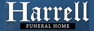 Harrell Funeral Home Inc. Logo