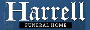 Harrell Funeral Home Inc. Logo