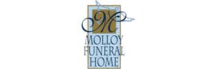Molloy Funeral Home Logo