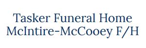Tasker Funeral Home - Dover Logo
