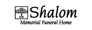 Shalom Memorial Funeral Home and Memorial Park Logo