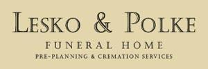 Lesko & Polke Funeral Home Logo