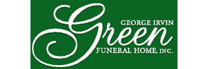 Green Funeral Home & Cremation Services Logo