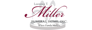 Lawrence T. Miller Funeral Home, Inc. Logo