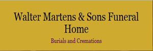 Walter Martens & Sons Funeral Home - Cleveland Logo