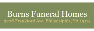 Burns Funeral Home Logo