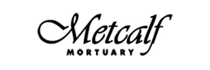 Metcalf Mortuary - St. George Logo