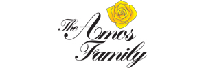 Amos Family Funeral Home Logo