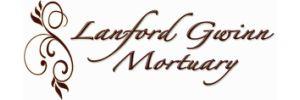 Lanford-Gwinn Mortuary Logo