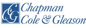 Chapman Cole & Gleason Funeral Home Logo