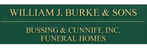 BURKE & SONS FUNERAL HOME Logo