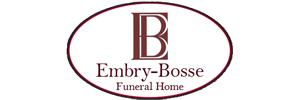 EMBRY-BOSSE FUNERAL HOME Logo