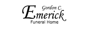 Gordon C. Emerick Funeral Home Logo
