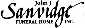 John J. Sanvidge Funeral Home, Inc. Logo