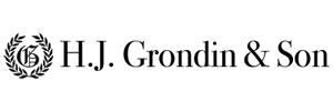 H. J. Grondin & Son Funeral Home Logo