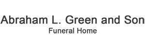 Abraham L. Green & Son Funeral Home Logo