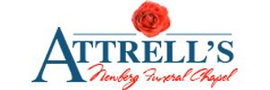 Attrell's Newberg Funeral Chapel Logo