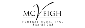 McVeigh Funeral Home Logo