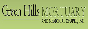 Green Hills Mortuary & Memorial Chapel Logo