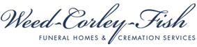 Weed-Corley-Fish Funeral Home Lake Travis Logo