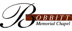 Bobbitt Memorial Chapel Logo