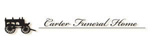 Carter Funeral Home Logo