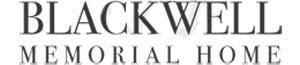 Blackwell Memorial Home Logo
