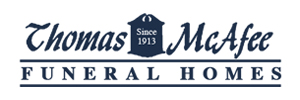 Thomas McAfee Funeral Home Logo