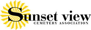 Sunset View Cemetery & Mortuary Logo