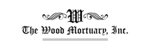 The Wood Mortuary, Inc. Logo