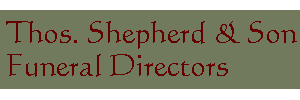 Thos. Shepherd & Son - Hendersonville Logo