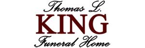Thomas L. King Funeral Home Logo