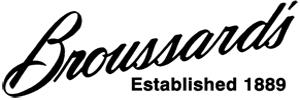 Broussard's Mortuary  Logo