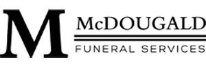 The McDougald Funeral Home Logo