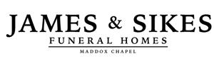 James & Sikes  Maddox Chapel  Logo