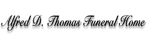 Alfred D.Thomas Funeral Home Logo