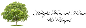Haight Funeral Home Logo