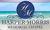 HARPER-MORRIS MEMORIAL CHAPEL Logo